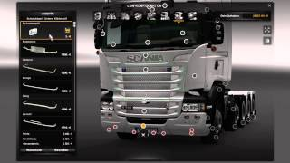 getlinkyoutube.com-[ETS2] Scania R & Streamline Modifications V1.1