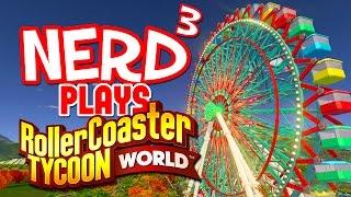 getlinkyoutube.com-Nerd³ Plays... RollerCoaster Tycoon World - Ugh
