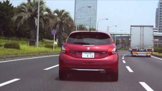 getlinkyoutube.com-【復活!】プジョー208GTi #LOVECARS