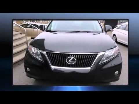 2010 Lexus RX 350 premium 2 in Saint-Laurent, QC H4N 3C2