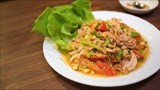 getlinkyoutube.com-Thai Tuna Salad (Kid's Special) - Hot Thai Kitchen!