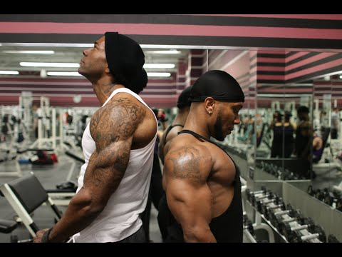 Ho-Ready Chest & Delts Workout