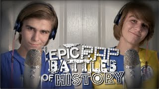 COVER - Goku vs Superman - Epic Rap Battles of History