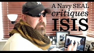 getlinkyoutube.com-Navy SEAL Critiques ISIS Training Video