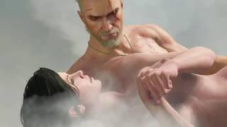 getlinkyoutube.com-虛張紳士阿榮亂玩中 巫師 3:狂獵 血與酒 啪啪劇情