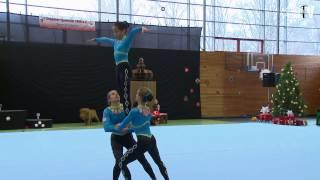 getlinkyoutube.com-King, Crochet, MacPhaille - Crecent City Gymnastics NOLA - Dynamics - Zwingerpokal 2013