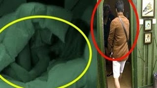 Bigg Boss 8: Diandra Soares - Gautam Gulati CAUGHT in Bathroom - LEAKED
