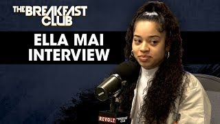 Ella Mai On Being Discovered By DJ Mustard, Following The Success Of Boo'd Up + More width=