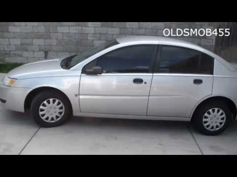Saturn Ion Cabin Air Filter Replacement How To
