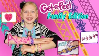 Gel-A-Peel-DIY-Craft-Time-3D-Sparkle-Bead-Design-Station-Making-Earrings-Jewelry-out-of-GEL width=