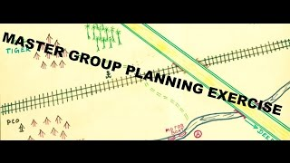 HOW TO MASTER GROUP PLANNING EXERCISE (GPE) OR MILITARY PLANNING EXERCISE