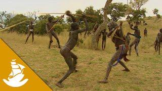 getlinkyoutube.com-The Donga stick fighting