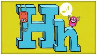 "getlinkyoutube.com-ABC Song: The Letter H, ""Say Hello To Your Good Friend, H"" by StoryBots"
