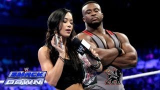 "getlinkyoutube.com-Divas Champion AJ Lee gives ""State of Her Mind Address"" : SmackDown, July 26, 2013"