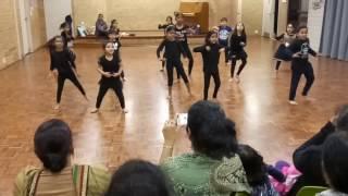 New ayaan dance