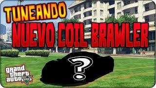 """getlinkyoutube.com-!! TUNEANDO COIL BRAWLER TODOTERRENO !! Nuevo vehiculo DLC GTA 5 """"Dinero Sucio 2"""" GTA V Online"""