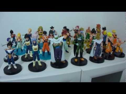 Coleção Dragon Ball.