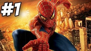 getlinkyoutube.com-Spider-Man 2: The Game Walkthrough | Part 1 (Xbox/PS2/Gamecube/PC)