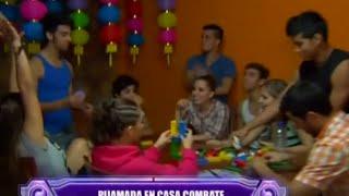Combate RTS Ecuador - Pijamada En Casa Combate