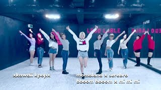 [Kpop Magic Dance] MOMOLAND - Bboom Bboom + SEREBRO - Mi Mi Mi