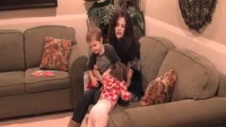 getlinkyoutube.com-Jealous Baby when Mommy holds siblings