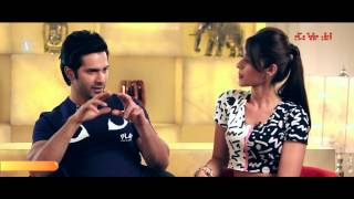 getlinkyoutube.com-Ileana D'Cruz & Nargis Fakhri reveal Varun Dhawan's nasty side Exclusive only on MTunes HD