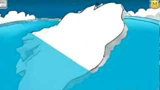getlinkyoutube.com-How to tip the Iceberg on Club Penguin