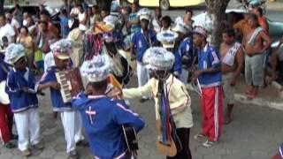 ENCONTRO DE FOLIAS DE REIS EM ITAPERUNA