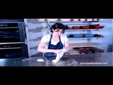 El amasado francés (2ª parte) en La cocina de Babette