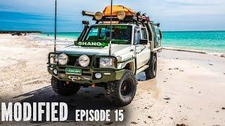 getlinkyoutube.com-79 Series Landcruiser Dual Cab, Modified Episode 15