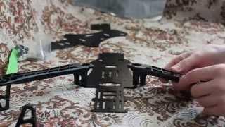 getlinkyoutube.com-Квадрокоптер своими руками. Китайская копия TBS Discovery