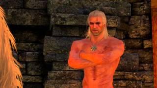 getlinkyoutube.com-Witcher 3: Yennifer SEX SCENE. Warning Mature.