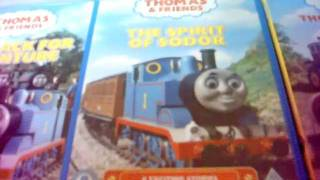 getlinkyoutube.com-H0Jack00's Thomas & Friends DVD Collection (3/5)