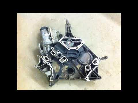 Передняя крышка двигателя m112 Mercedes A1120150202