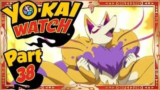 getlinkyoutube.com-Yo-Kai Watch - Part 38 | How To Get Kyubi! [English Gameplay Walkthrough]