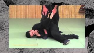"getlinkyoutube.com-Ninjutsu Submissions - ""Finishing Pins"" - Ninja Training Techniques"