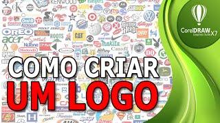 getlinkyoutube.com-Como criar um logo no CorelDraw   Conceito basico