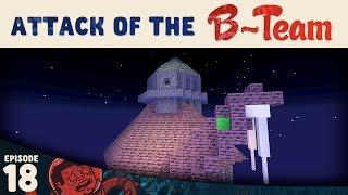 getlinkyoutube.com-Minecraft :: B-Team Witch Battle :: Attack of the B-Team E18