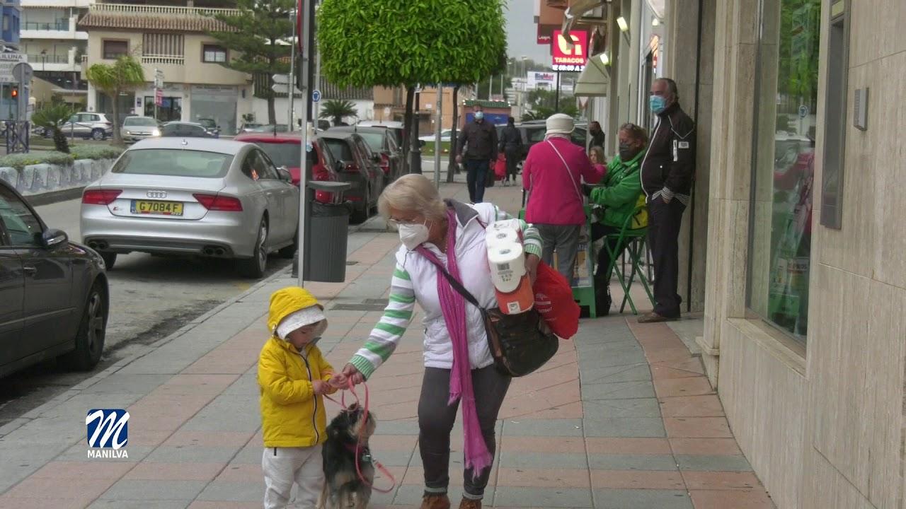 Se mantienen las restricciones en Andalucía