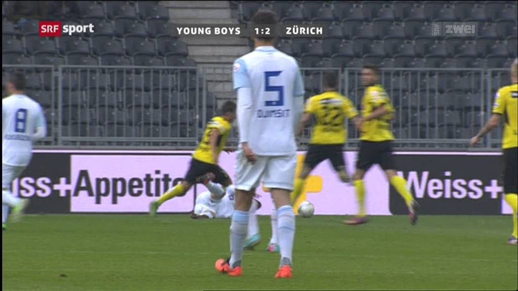 Young Boys 2-4 FC Zurich