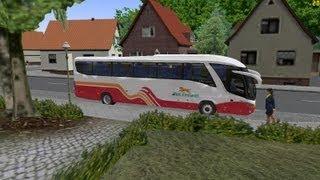 getlinkyoutube.com-Omsi The Bus Simulator Bus Eireann Wexford City Centre