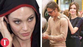 15 STRICT Rules Angelina Jolie MADE Brad Pitt Follow width=