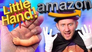 getlinkyoutube.com-11 Strange Things On Amazon!