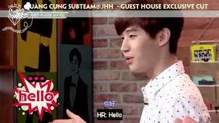 [JHH][Vietsub] Eunhyuk là định mệnh của Donghae - Guest House HaeEun Moment