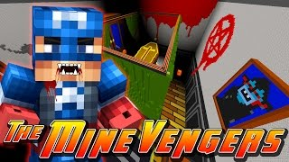 getlinkyoutube.com-Minecraft MineVengers - DRACULA'S BEDROOM!!!