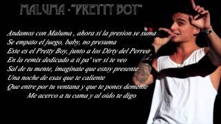 getlinkyoutube.com-Imagínate remix letra Alexis y Fido ft Maluma vídeo lyric