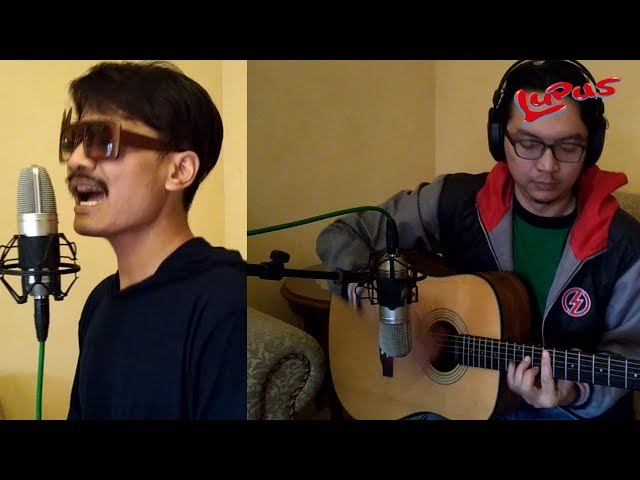 KASMARAN COVER - LUPUS & THE BAND karaoke download ( tanpa vokal ) cover