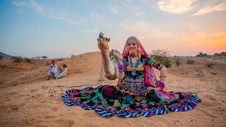 getlinkyoutube.com-Marta Chandra Kabeliya North Indian Rajasthani Folk and Gypsy Dance by Good Karma Media