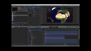 Create an advanced travel map animation with Apple Motion 5
