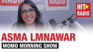 getlinkyoutube.com-Asma Lmnawar avec Momo - اسما لمنور مع مومو